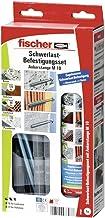 fischer Heavy duty bevestigingsset 300 T SBS Set M10 - De veelzijdige injectiemortel voor beton en metselwerk - set met an...