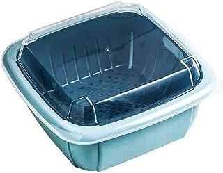 Cuisine Réfrigérateur boîte de rangement d'eau douce Organisateur Fraîcheur de vidange de stockage Accueil utilisation Sup...