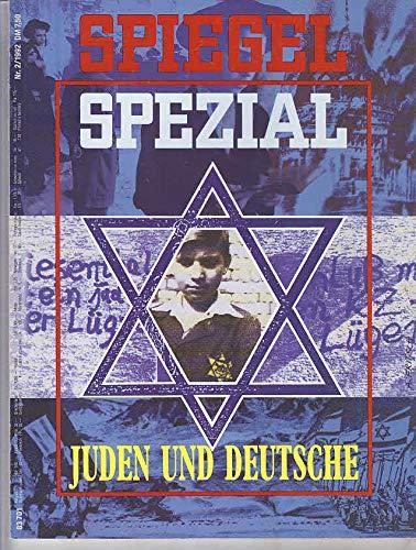 Spiegel Spezial. Juden und Deutsche. Heft Nr.2/1992.