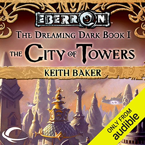 The City of Towers cover art
