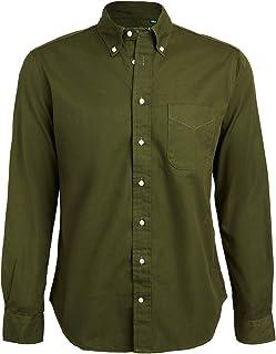 Gitman Vintage Men's Overdyed Oxford Button Down Shirt