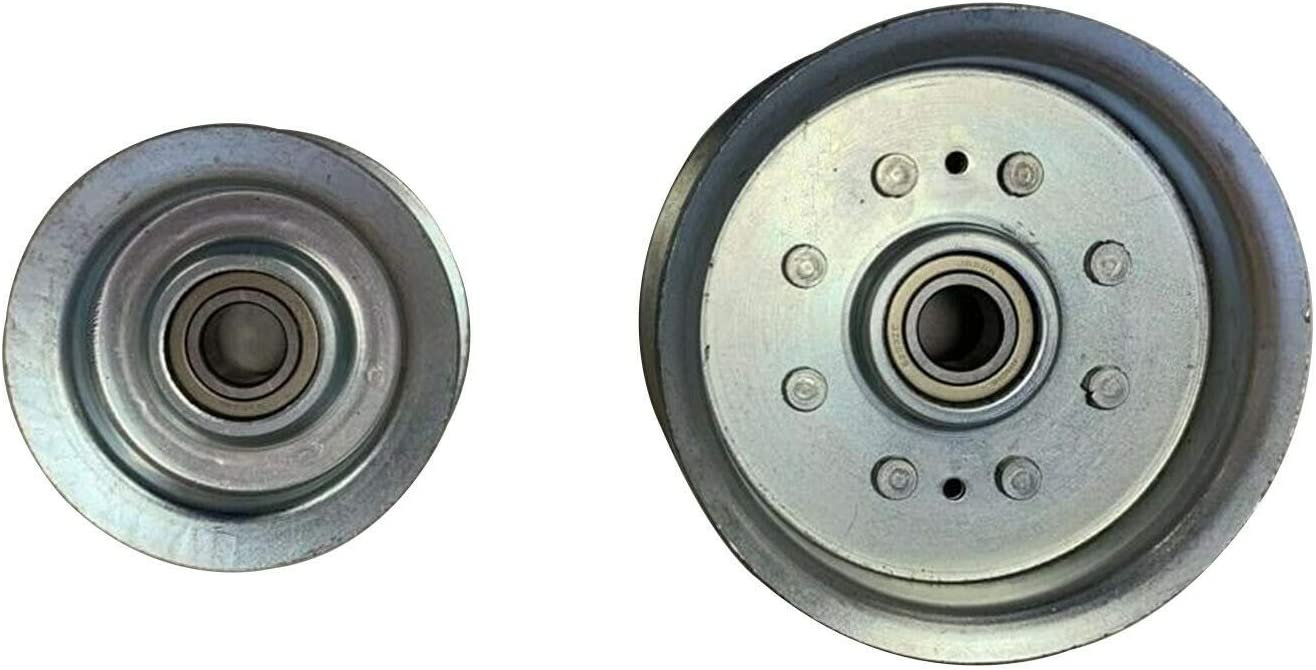 Lawn Mower Parts Sales for sale Idler Pulley Kit Fits John_Deere Deck Belt Safety and trust