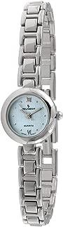 Peugeot Women's Petite Wrist Watch with Metal Link Bracelet