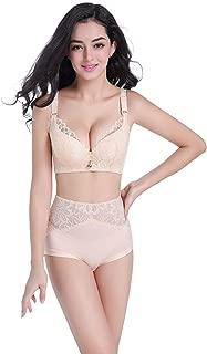 Lace Lingerie Set Plus Size Push Up Lace Intimate Women Underwear Bra Set Bra Brief