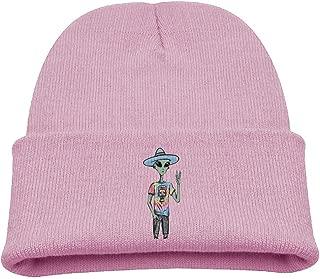 Banana King Alien Baby Beanie Hat Toddler Winter Warm Knit Woolen Cap for Boys/Girls