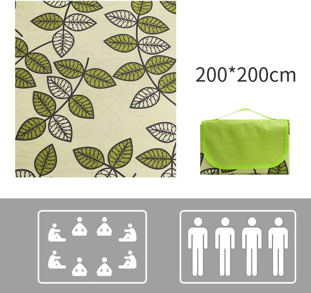Gff mart Picnic High quality new Mat Water-Resistant Multifunctional Beach Blank