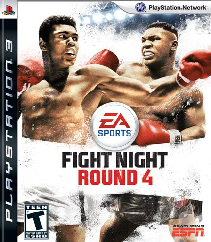 Fight Night Round 4 - Playstation 3 by Electronic Arts