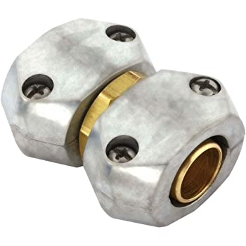 Gilmour 801134-1002 Hose Coupling 5//8 x 3//4 in Male Polymer