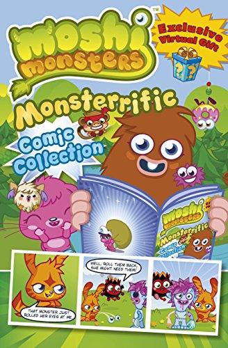 Moshi Monsters: Monsterific Comic Collection
