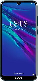 Huawei Y6 Prime 2019 Dual SIM - 32GB, 2GB RAM, 4G LTE, Sapphire Blue