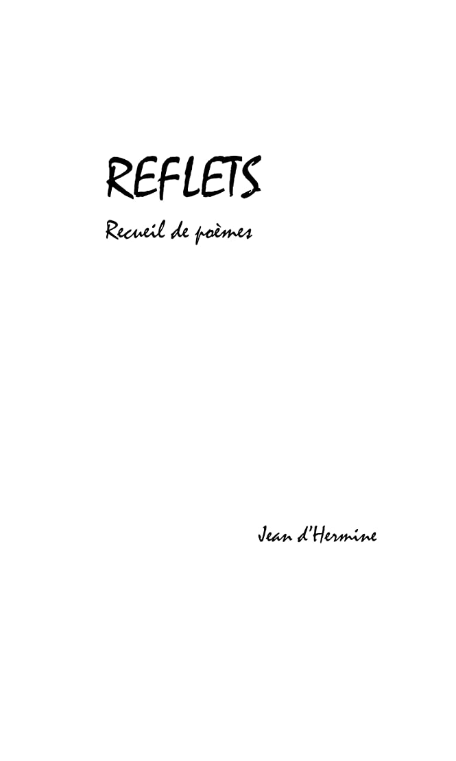 マグ修正する北Reflets 1 (French Edition)