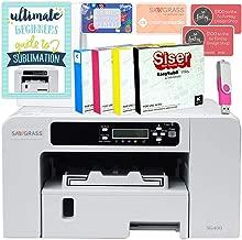 Sawgrass Virtuoso SG400 Sublimation Printer Starter Bundle