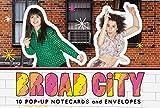 Broad City Pop-Up Notecards: 10 Pop-Up Notecards &...