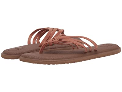Sanuk Yoga Salty (Tan) Women