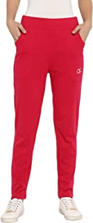 Alan Jones Clothing Women's Cotton Solid Comfort Track Pants