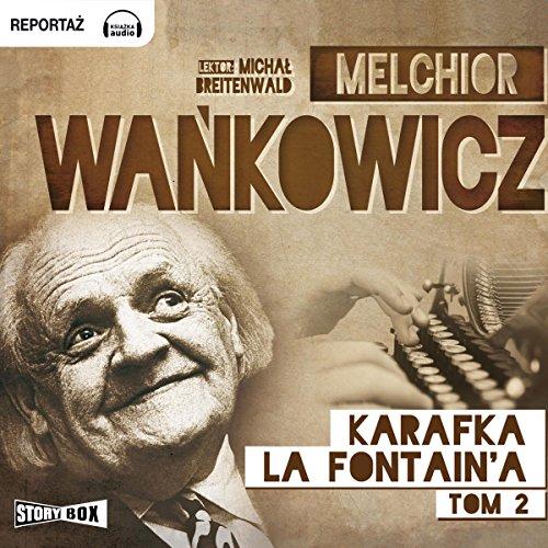 Karafka La Fontaine'a 2 audiobook cover art