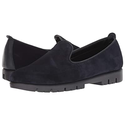 The FLEXX Smokinhot Plush (Blue Suede/Cashmere) Women