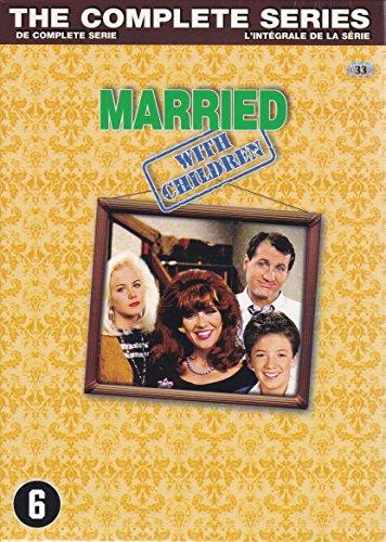 Mariés Deux Enfants - Coffret l'Intégrale - Saison 1 + 2 + 3 + 4 + 5 + 6 + 7 + 8 + 9 + 10 + 11 [Coffret 33 DVD]