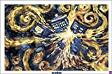 Dr. Who - explodierende Tardis Poster, 92x61