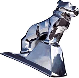 Mack Trucks Large Polished Chrome OEM Factory Bulldog Hood Ornament