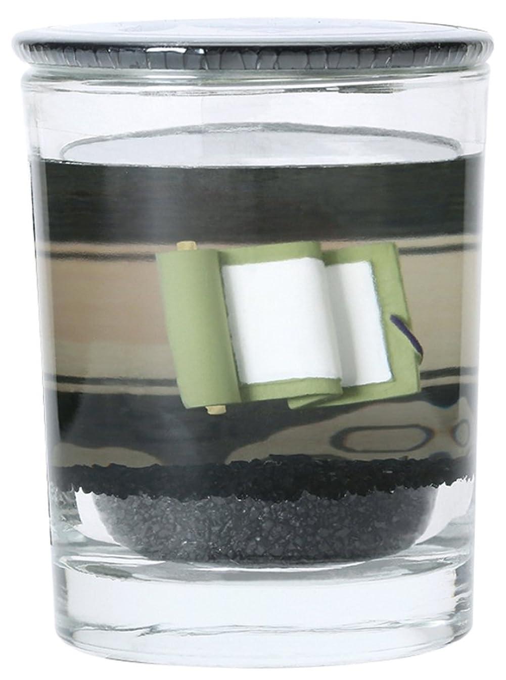 やりがいのある厚さ軽蔑するノルコーポレーション 芳香剤 フレグランスジェル 忍びシリーズ 巻物 OA-NBG-1-9
