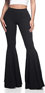 Cemi Ceri Women's J2 Love Mermaid Ruffle Flare Pants