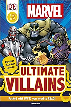 Marvel Ultimate Villains (DK Readers Level 2) by [DK]
