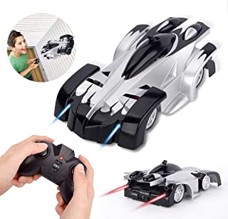 Remote Control Car, Sugoiti Rechargeable with New Remote Control, Dual Mode 360°Rotating Stunt, Children Sport Racing Vehicle, Kids Electric Toy, Black