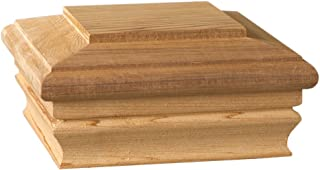 Deckorators 72213 Newport Classic Treated Post Cap 4x4