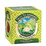 The Republic of Tea Green Tea Assortment Sampler Cube