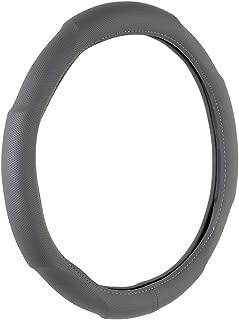Custom Accessories 39731 Grey Contour Grip Steering Wheel Cover