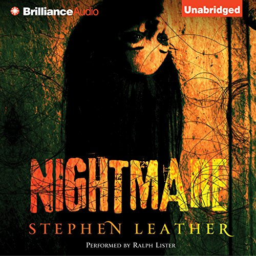 Nightmare audiobook cover art