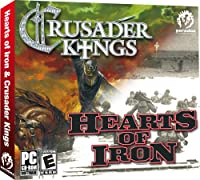 Crusader Kings/Hearts of Iron (Jewel Case) (輸入版)