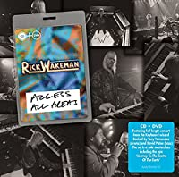 Access All Areas by Rick Wakeman