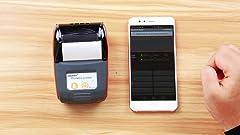 Amazon.com: Android POS Terminal Receipt Printer MUNBYN, 5.5 ...