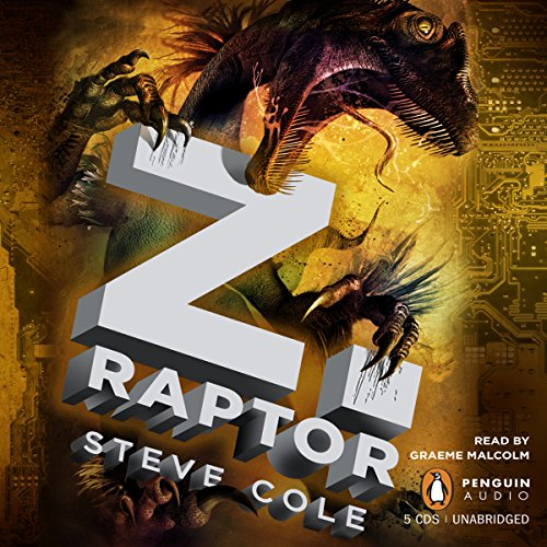 Z. Raptor audiobook cover art