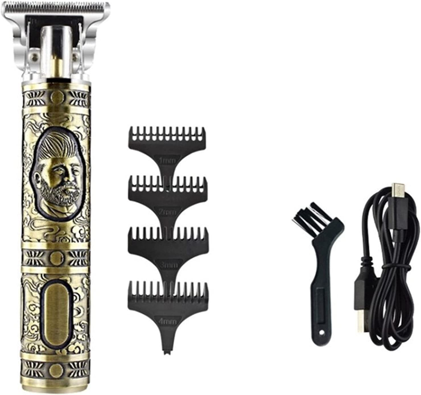 SHUYANshiyu Hair Clipper Universal T Trimmer Genuine At the price of surprise Clipp Wireless