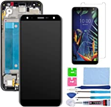 LCD Display Compatible LG K40 Screen Replacement, XR MARKET Touch Screen Digitizer for LMX420EMW 2019 K12 Plus K12+, with ...