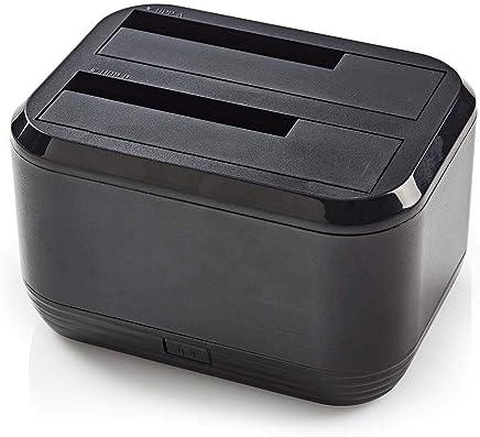 Nedis - SATAタイプC USBハードドライブドッキングステーション