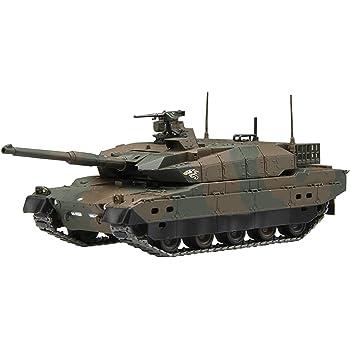 フジミ模型 1/72 ミリタリーシリーズ No.10 陸上自衛隊 10式戦車 2両セット プラモデル ML10