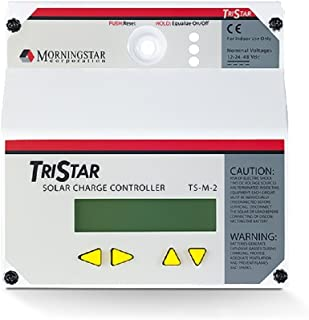 Tristar Digital Meter for Morningstar Tristar Charge Controllers