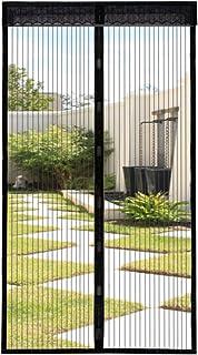 Extsud Mosquitera Magnética para Puertas 90 x 210 cm
