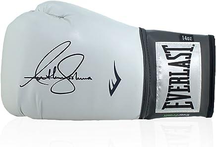 Exclusive Memorabilia Weißer Weißer Weißer Boxhandschuh, signiert von Anthony Joshua B077HX9VXD     | Maßstab ist der Grundstein, Qualität ist Säulenbalken, Preis ist Leiter  63dbd1