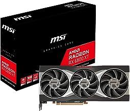 MSI Radeon RX 6800 XT 16G グラフィックスボード リファレンスモデル VD7450