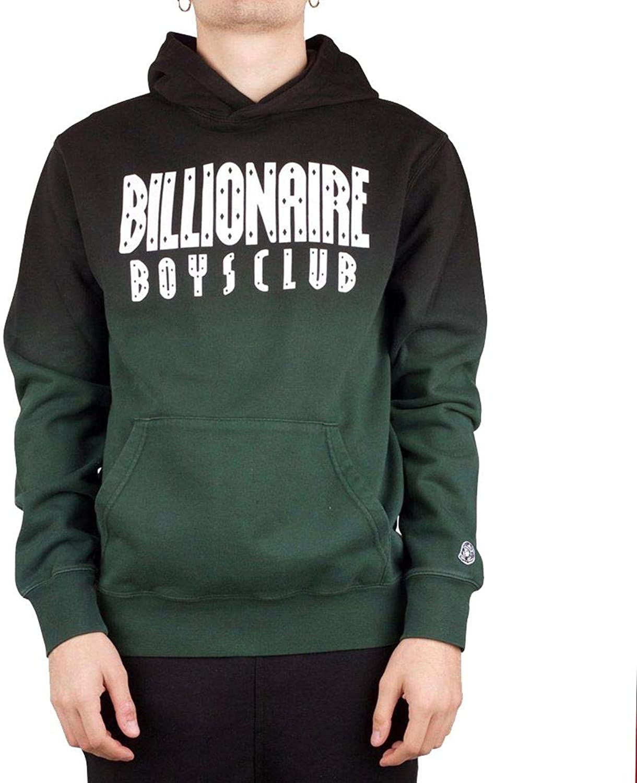 Billionaire Boys Club Men's B18446GREEN Green Cotton Sweatshirt