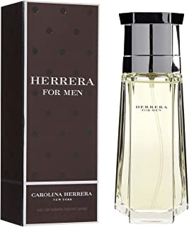 Herrera by Carolina Herrera for Men Eau de Toilette 100ml