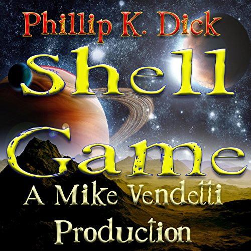 Shell Game cover art