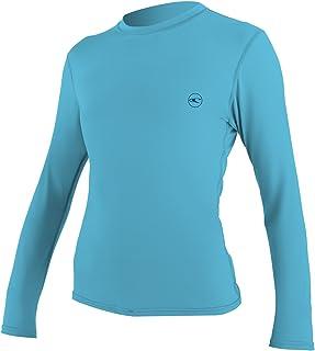 8317e3c3470e06 O Neill Women s Basic Skins Upf 30 + Long Sleeve Sun Shirt