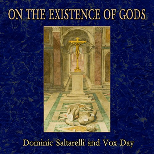 On the Existence of Gods audiobook cover art