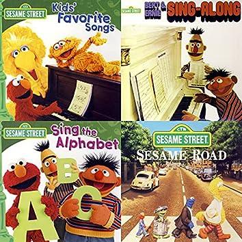 Sesame Street Preschool Party
